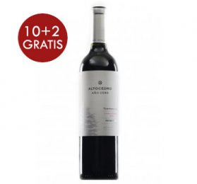 Aktion Angebot - Ano Cero Tempranillo 2013